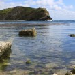 Inlet at Lulworth Cove — Stock Photo
