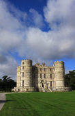 Lulworth castle — Stockfoto