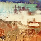 Art grunge vintage texture background — Stockfoto