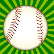 Royalty-Free Stock Vector Image: Ball for baseball
