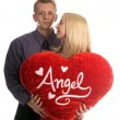 Valentine Couple — Stock Photo #6756667