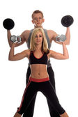 Personal Trainers — Stock Photo