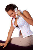 Casual Telephone — Stock Photo