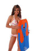 Boogie Board Babe 3 — Stock Photo