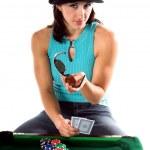 Texas Hold Um — Stock Photo #6870644