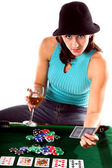 Texas Hold Um — Stock Photo