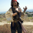 Pirate Captain — Stock Photo