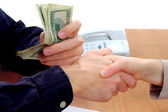 Business Deal Sealed 1 — Stock Photo