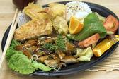 Misoyaki prato frango — Foto Stock