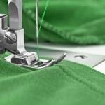 Sewing machine — Stock Photo #7425617