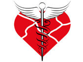 医学-心脏病 — 图库照片