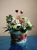 цветочная композиция — Стоковое фото