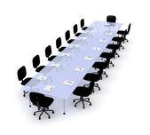 Boardroom Table — Stock fotografie