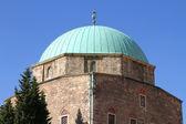 Zabytkowy kościół w pecs — Zdjęcie stockowe