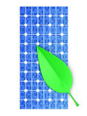 Ecologic Energy — Stock Photo