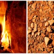 Four elements — Stock Photo #6904907