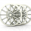 Wheels - Stockfoto