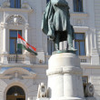Statue of Kossuth — Stock Photo #7492938