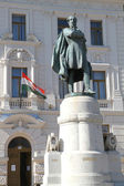 Statue of Kossuth — Stockfoto