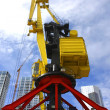 Industrial Crane — Stock Photo