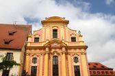 Historic building in Neuburg an der Donau — Stock Photo