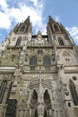 Cathedral of Regensburg — Stock Photo