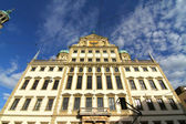 Townhall of Augsburg — Stock Photo