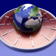 World Time — Stockfoto