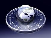 World Time — Stock Photo