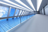 Airport Architecture — Stock Photo