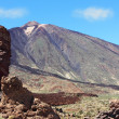 Mount Teide or El Teide in Tenerife — Stock Photo