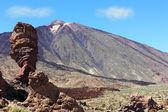 Mount Teide or El Teide in Tenerife — Stock Photo