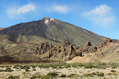 Mount Teide or El Teide — Stock Photo