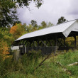 Chamberlin Covered Bridge — Stock Photo