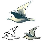 Albatross — Stock Vector