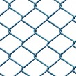 Seamless barbed wire pattern — Stock Vector
