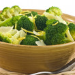 Постер, плакат: Steamed broccoli