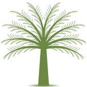 松の木 — ストックベクタ