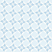 Seamless leaves pattern — Stock vektor