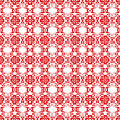 Stockvektor : Seamless floral pattern