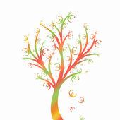 Pieniądze drzewo — Wektor stockowy