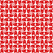 Seamless floral pattern - 