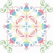 Floral patten — Vetor de Stock