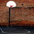 UrbBasketball Court — Stock Photo #7619577