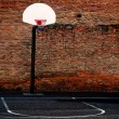Urban Basketball Court — Stock Photo #7619577