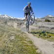 Mountain Biking — Stock Photo #7959531