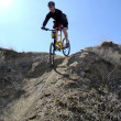 Mountain Biking — Stock Photo #7959939
