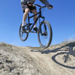 Mountain Biking — Stock Photo #7959943
