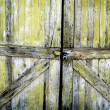 Old Wooden Doors — Stock Photo #7960510