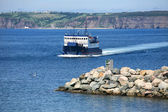 Newfoundland Ferry — Stockfoto